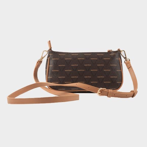 Valentino by Mario Womens Brown Liuto Small Bag main image
