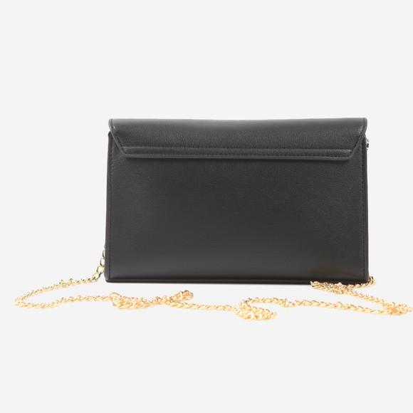 Love Moschino Womens Black Large Logo Bag main image