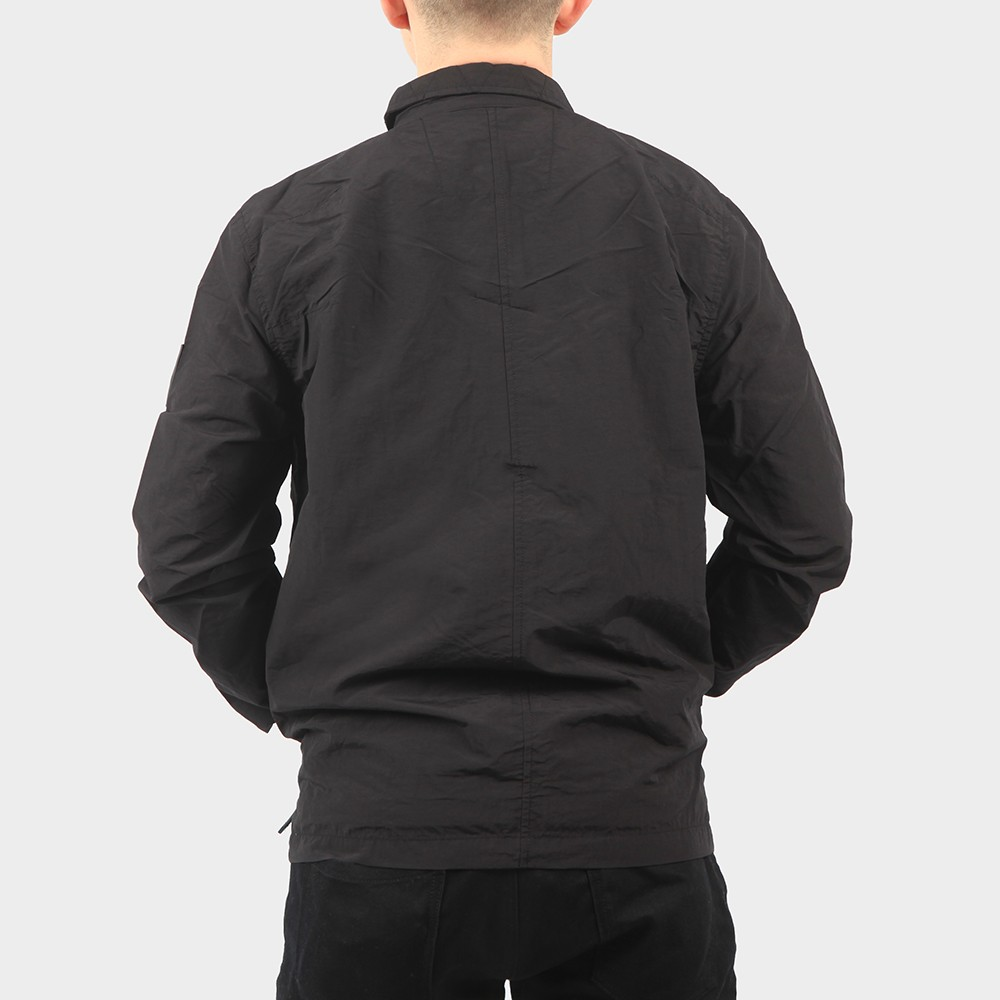 Cotton Polyamide Overshirt main image
