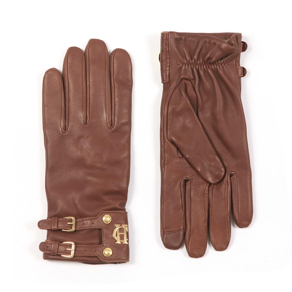 Monogram Leather Glove main image