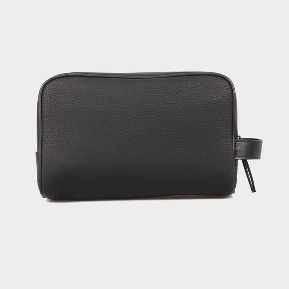 Tommy Hilfiger Mens Black Essential Washbag main image
