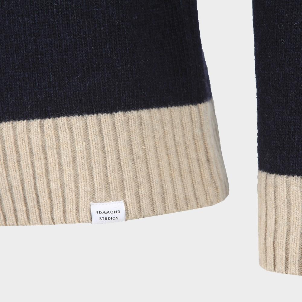 Contrast Sweater main image