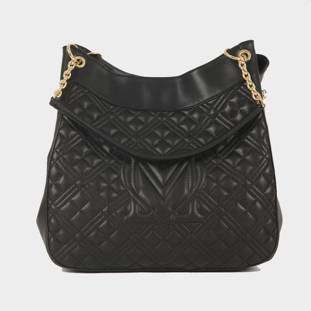 Cross Quilted Large Tote main image