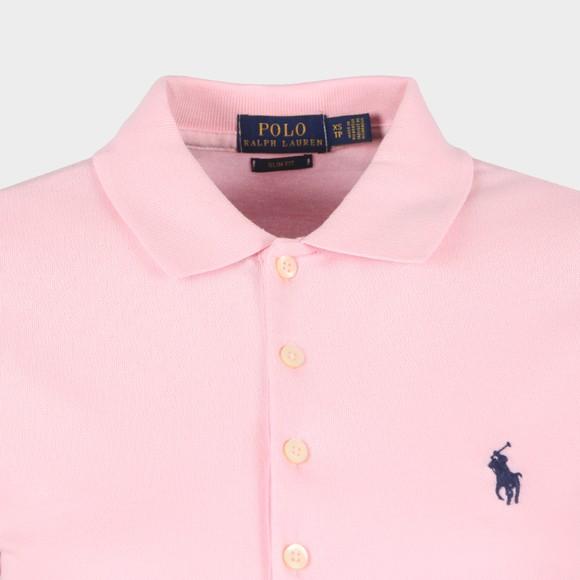 Polo Ralph Lauren Womens Pink Julie Polo Shirt