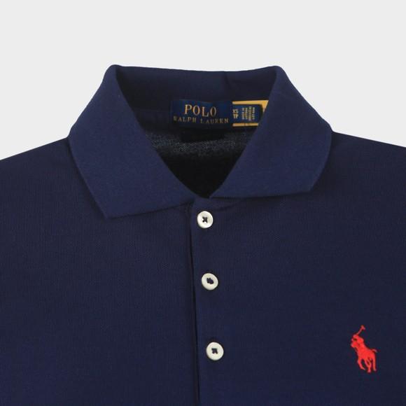 Polo Ralph Lauren Womens Blue Julie Polo Shirt