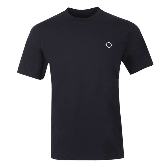 Ma.Strum Mens Ink Navy Core Icon T Shirt