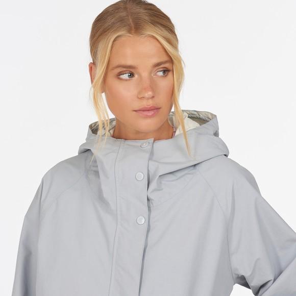 Barbour Lifestyle Womens Grey Salcombe Jacket main image