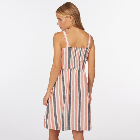 Barbour Lifestyle Womens Off-White Penfor Dress main image
