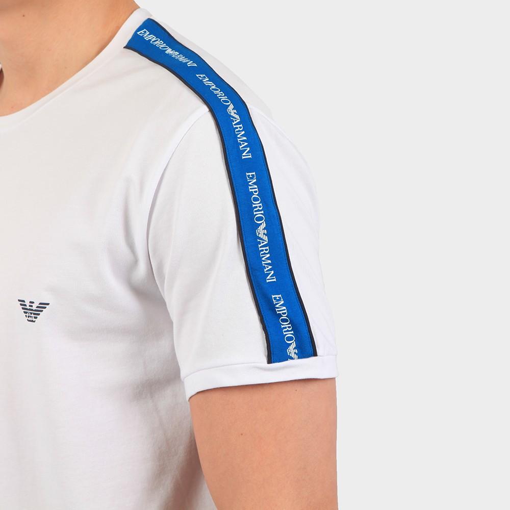 Tape Logo Stretch T Shirt main image