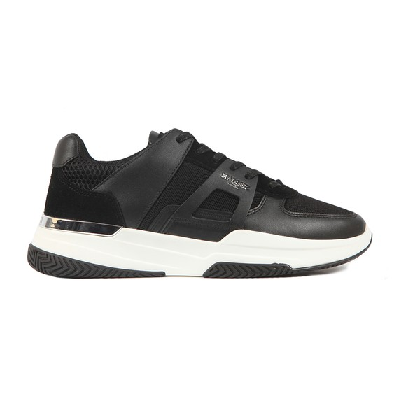 Mallet Mens Black Marquess Trainer