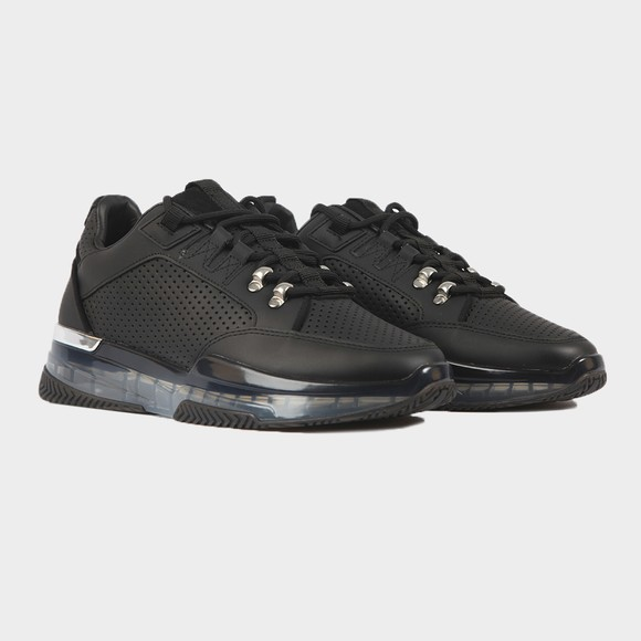 Mallet Mens Blue Elmore Perforated 3.0 Trainer