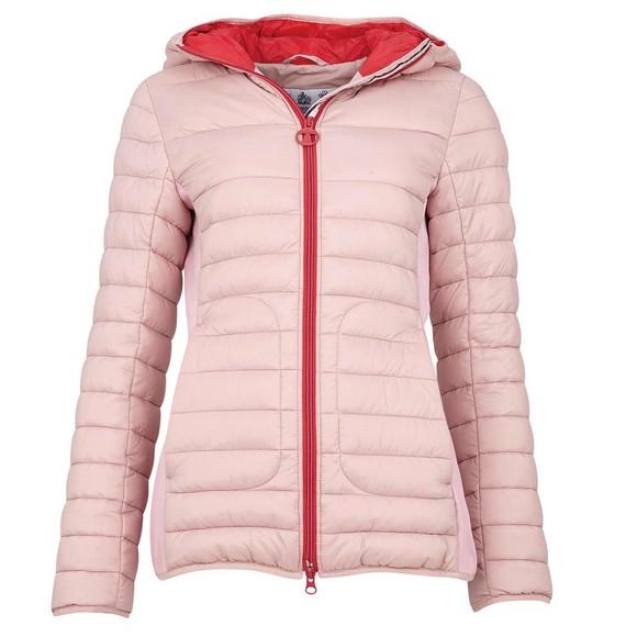 Barbour Lifestyle Womens Pink Saltburn Quilt