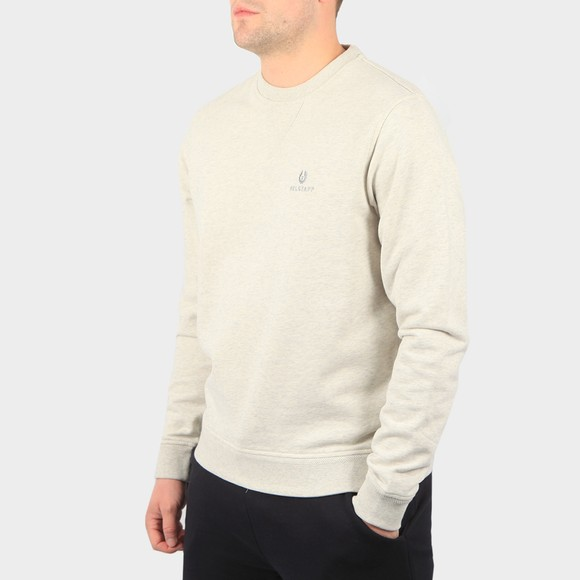 Belstaff Mens Grey Small Logo Sweatshirt main image