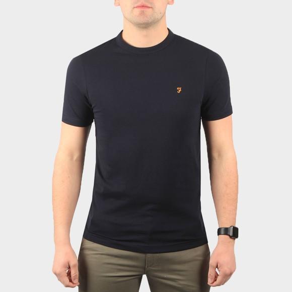 Farah Mens Blue Danny T Shirt