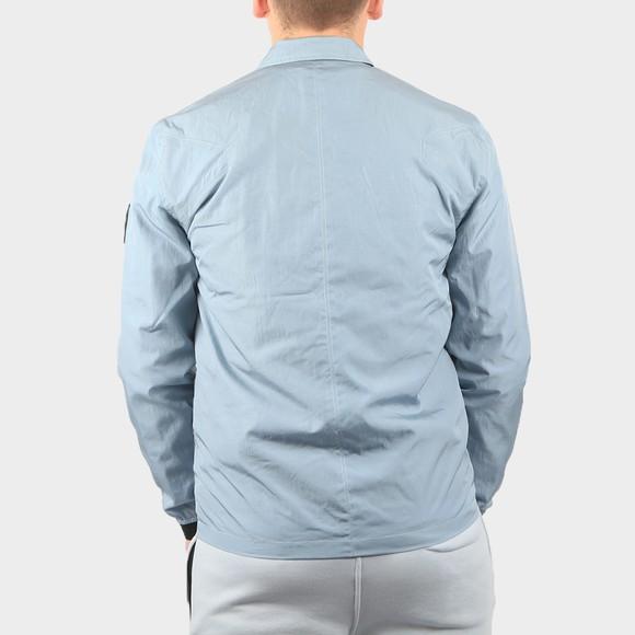 Marshall Artist Mens Blue Molecular Overshirt main image