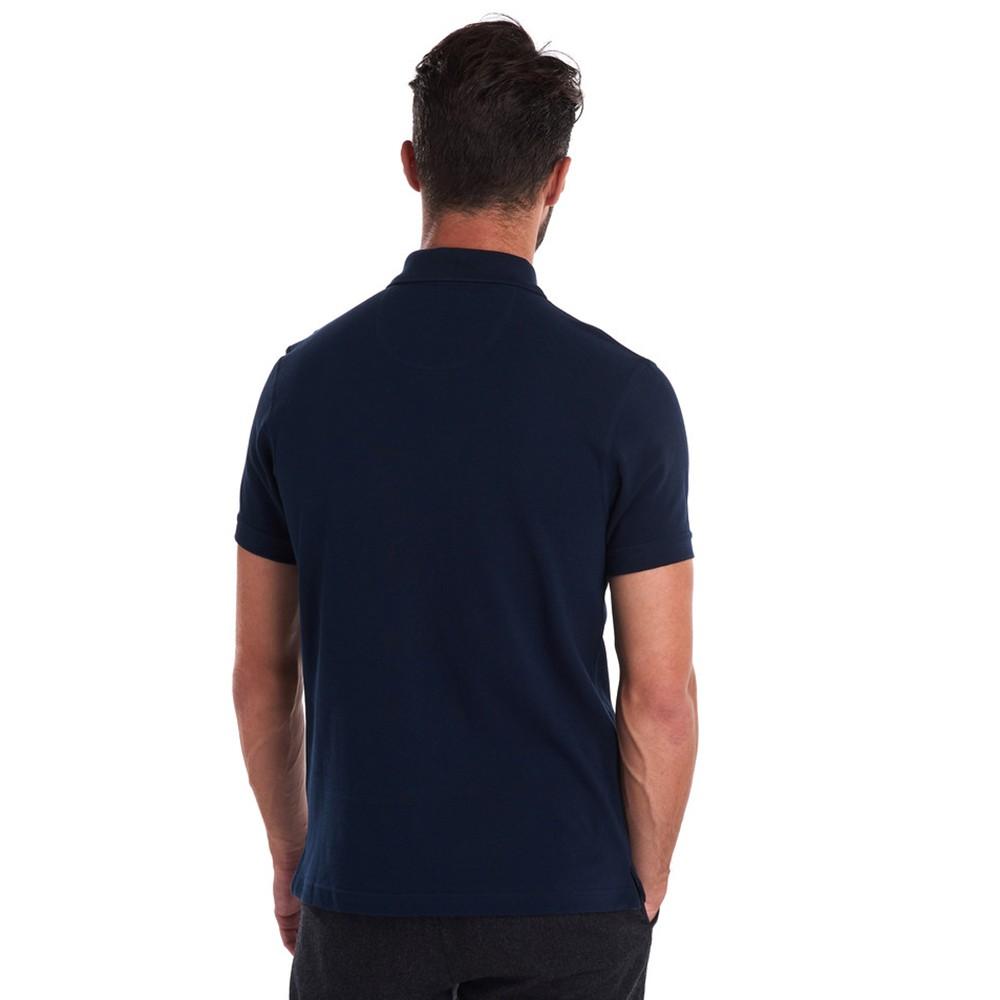 Tartan Pique Polo Shirt main image