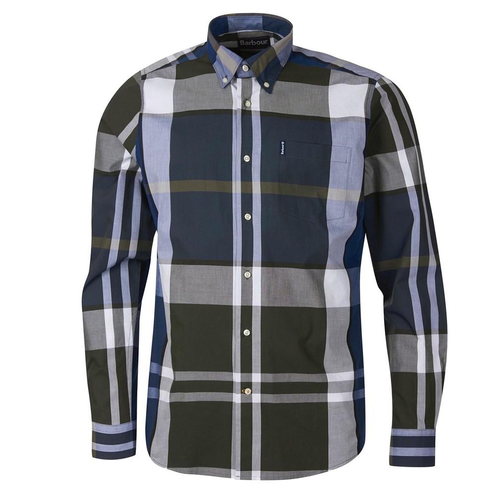 Tartan 12 Tailored Shirt main image