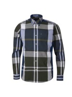 Tartan 12 Tailored Shirt
