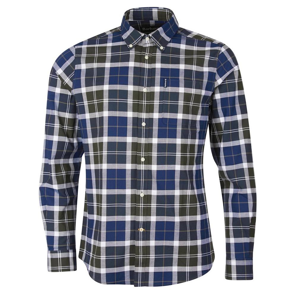 Tartan 11 Tailored Shirt main image