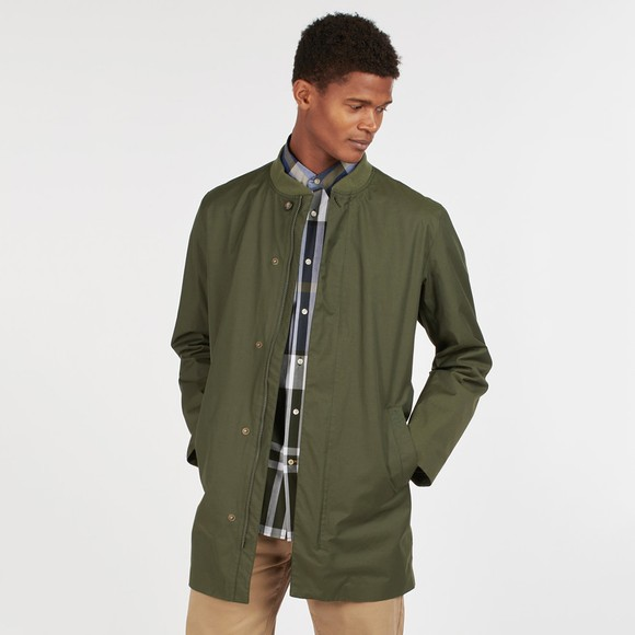Barbour Lifestyle Mens Green Bromar Jacket