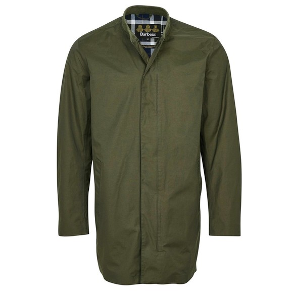 Barbour Lifestyle Mens Green Bromar Jacket main image