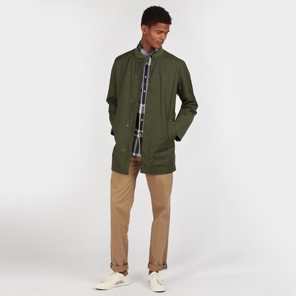 Barbour Lifestyle Mens Green Bromar Jacket main image