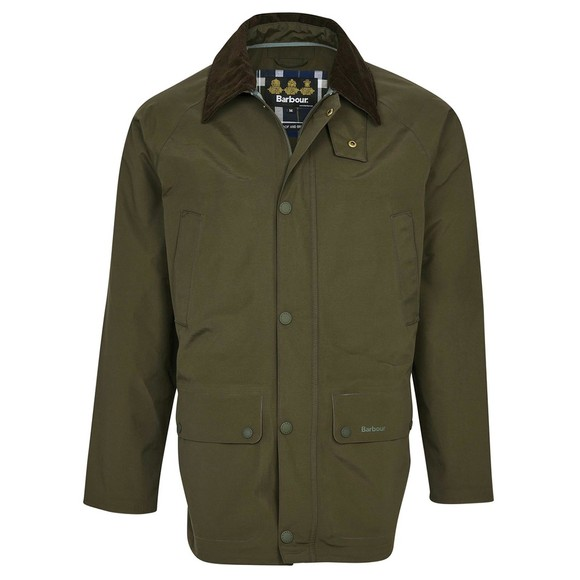 Barbour Lifestyle Mens Green Bodell Jacket