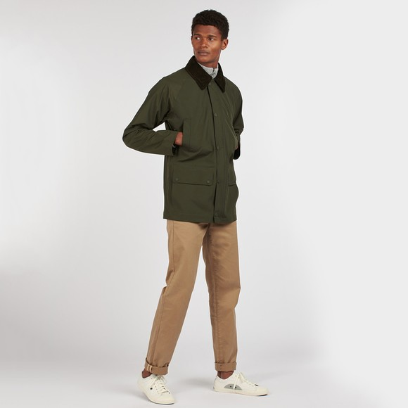 Barbour Lifestyle Mens Green Bodell Jacket main image