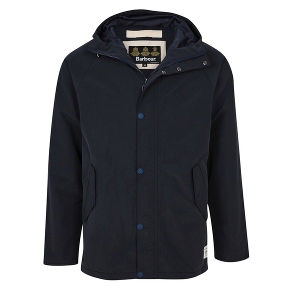 Barbour Lifestyle Mens Blue Bobbin Jacket