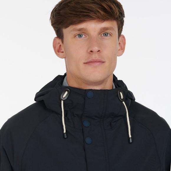 Barbour Lifestyle Mens Blue Bobbin Jacket main image