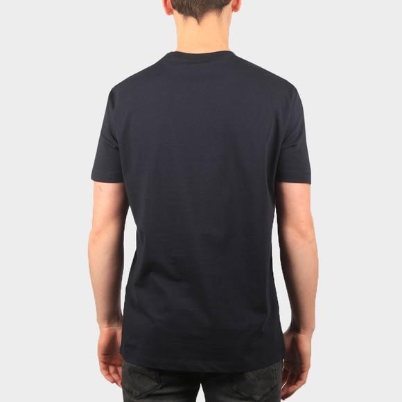 Emporio Armani Mens Blue The Eagle Brand T Shirt main image