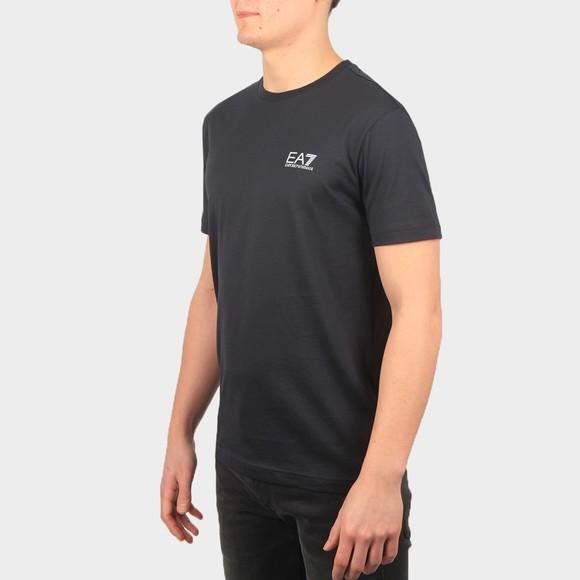 EA7 Emporio Armani Mens Blue Core T-Shirt