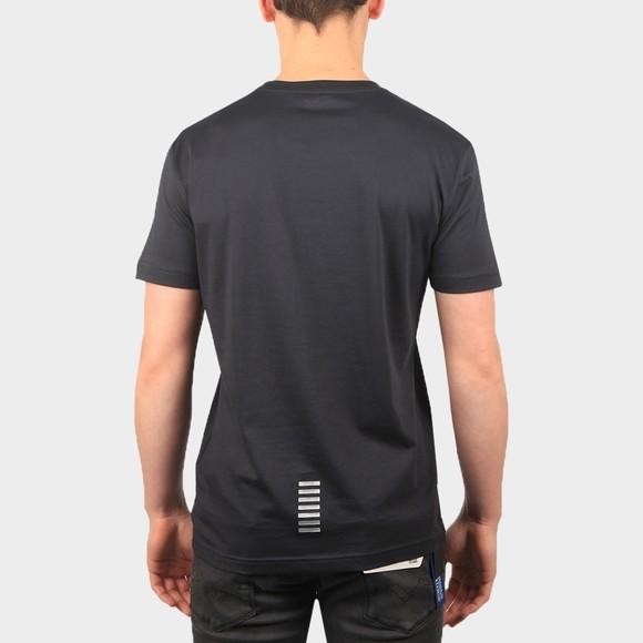 EA7 Emporio Armani Mens Blue Core T-Shirt main image