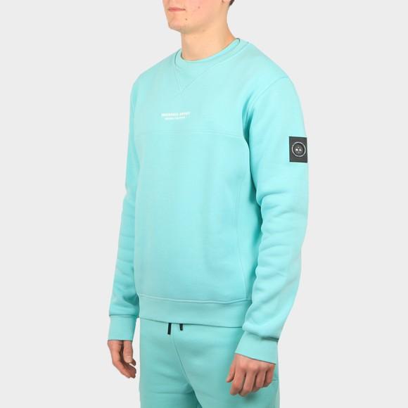 Marshall Artist Mens Blue Siren Sweatshirt