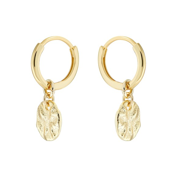 Ted Baker Womens Gold Marrie Moonrock Earring main image