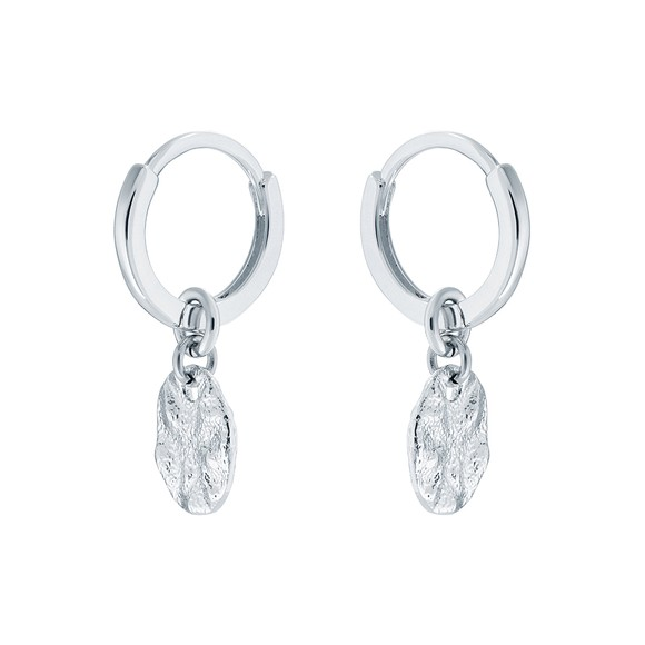 Ted Baker Womens Silver Marrie Moonrock Earring main image