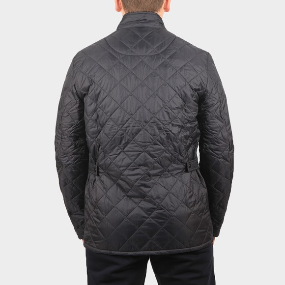 Barbour Lifestyle Mens Blue Flyweight Chelsea Quilt Jacket main image