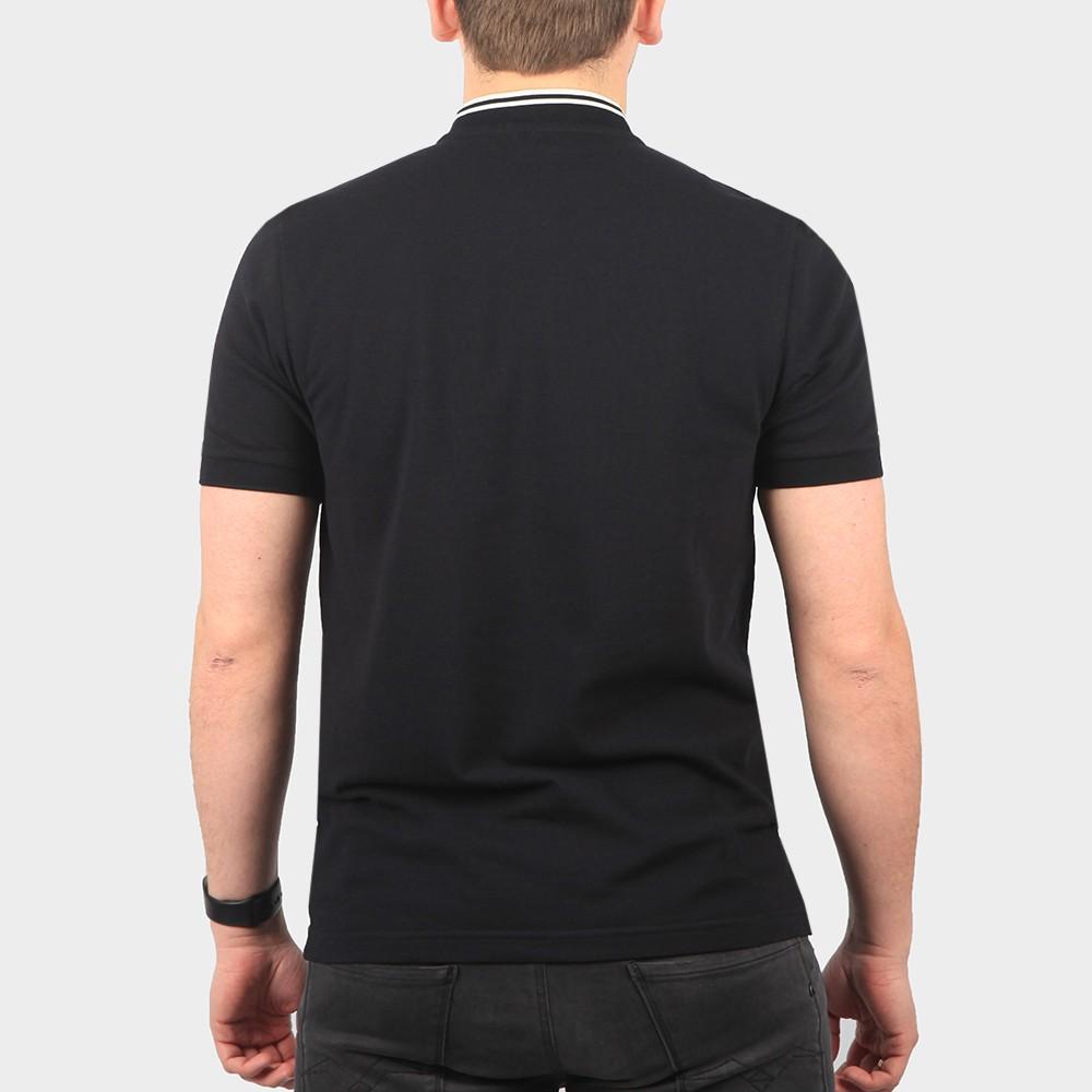 Bomber Collar Polo Shirt main image