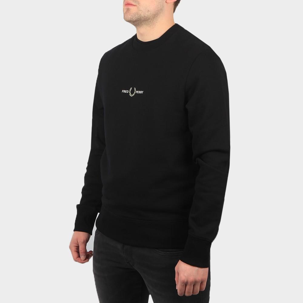 Embroided Sweatshirt main image