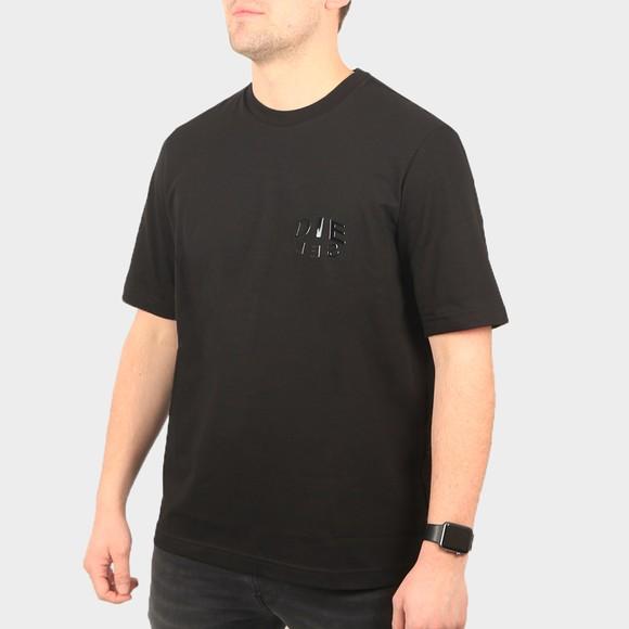 Diesel Mens Black Gory T Shirt main image