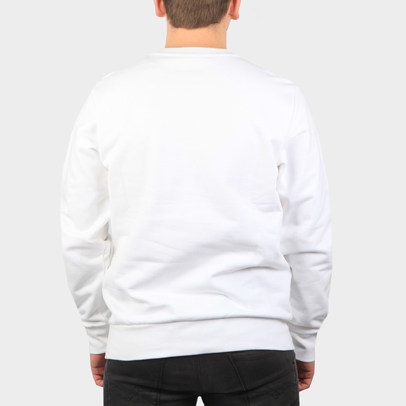 Diesel Mens White Cuty Sweatshirt main image