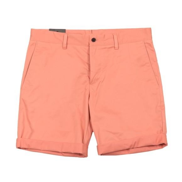 J.Lindeberg Mens Pink Nathan Super Satin Shorts