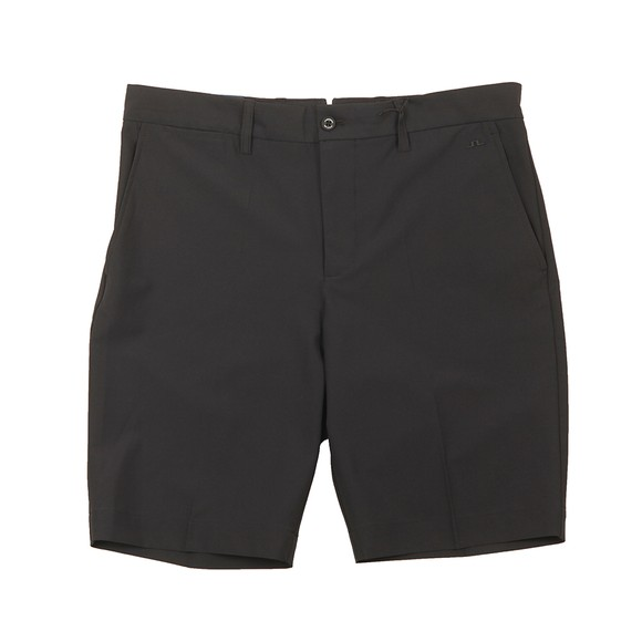 J.Lindeberg Mens Black Eloy Golf Shorts