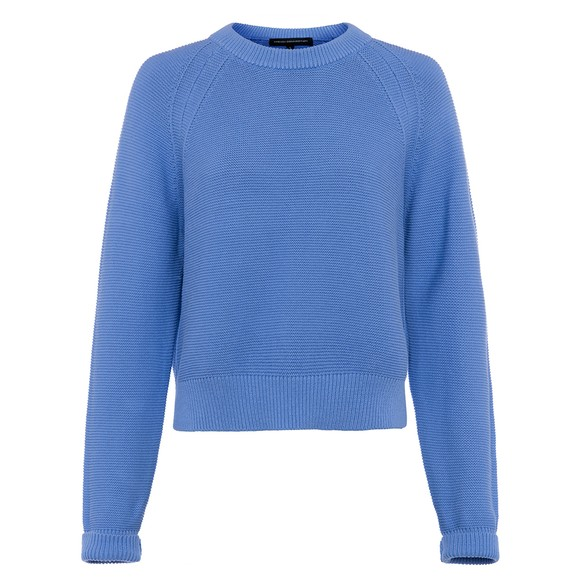 French Connection Womens Blue Lily Mozart Jumper