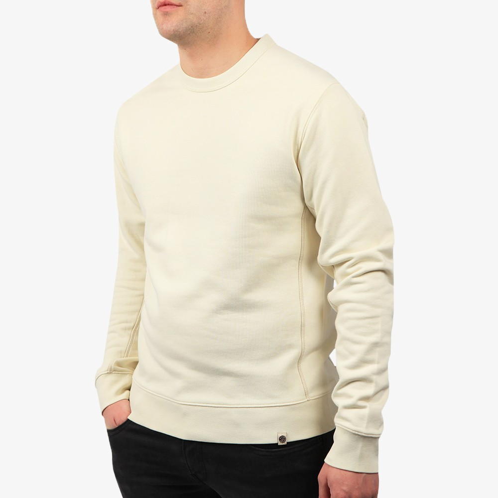 Cotton Crew Sweatshirt main image