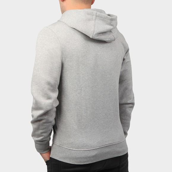 Lacoste Sport Mens Grey SH1551 Zip Hoody main image