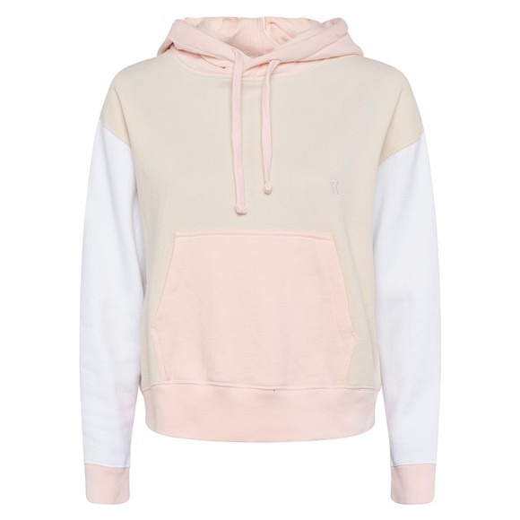 French Connection Womens Off-White Sunday Sweat Hoody
