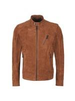 V  Racer Leather Blouson
