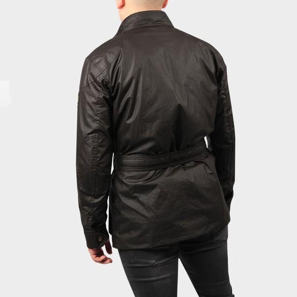 Belstaff Mens Brown Trialmaster Wax Jacket main image