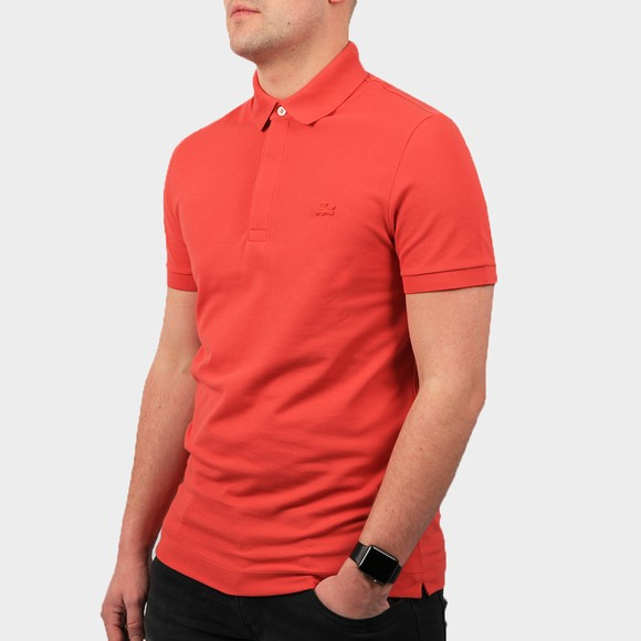 Lacoste Mens Red PH5522 Paris Polo Shirt main image